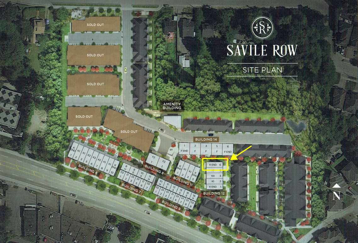 Townhouse at 8 5168 SAVILE ROW, Unit 8, Burnaby South, British Columbia. Image 4