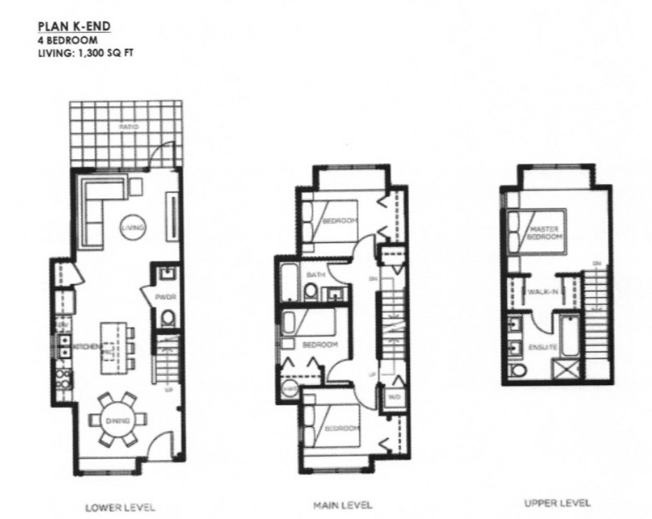 Townhouse at 8 5168 SAVILE ROW, Unit 8, Burnaby South, British Columbia. Image 5