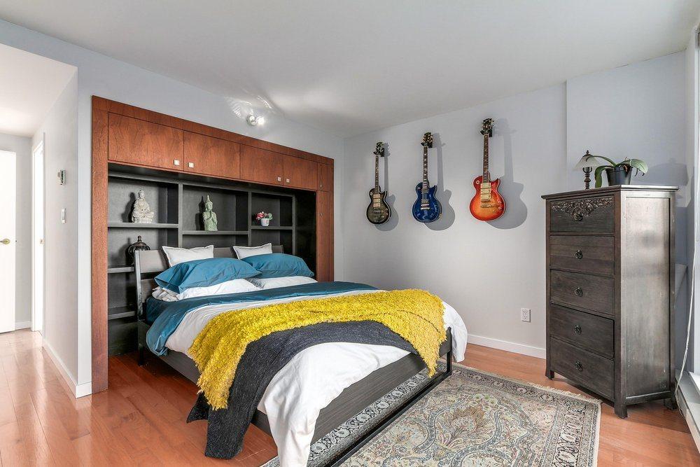 Condo Apartment at 1204 1501 HOWE STREET, Unit 1204, Vancouver West, British Columbia. Image 12