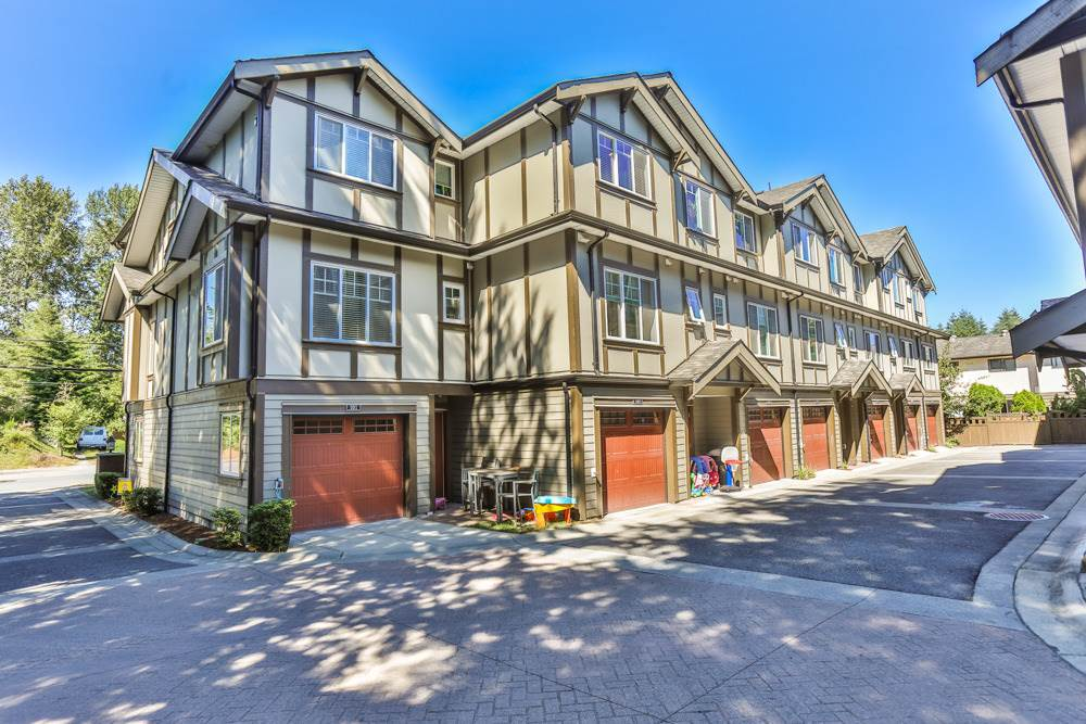 Townhouse at 102 3333 DEWDNEY TRUNK ROAD, Unit 102, Port Moody, British Columbia. Image 2
