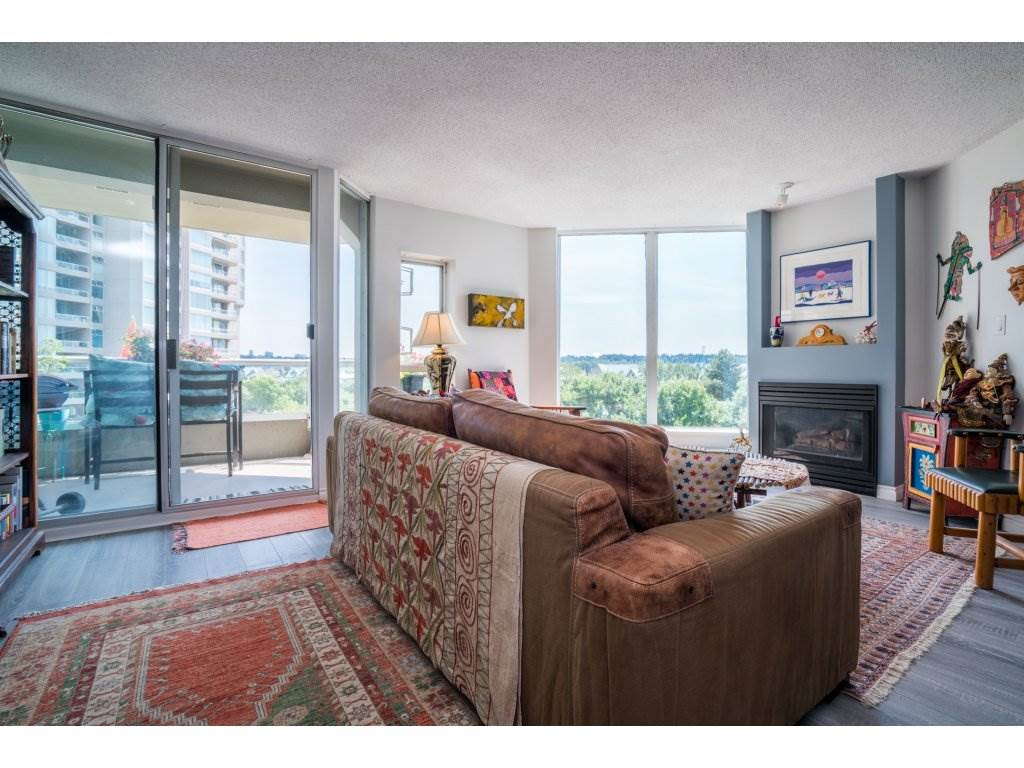 Condo Apartment at 506 1135 QUAYSIDE DRIVE, Unit 506, New Westminster, British Columbia. Image 3