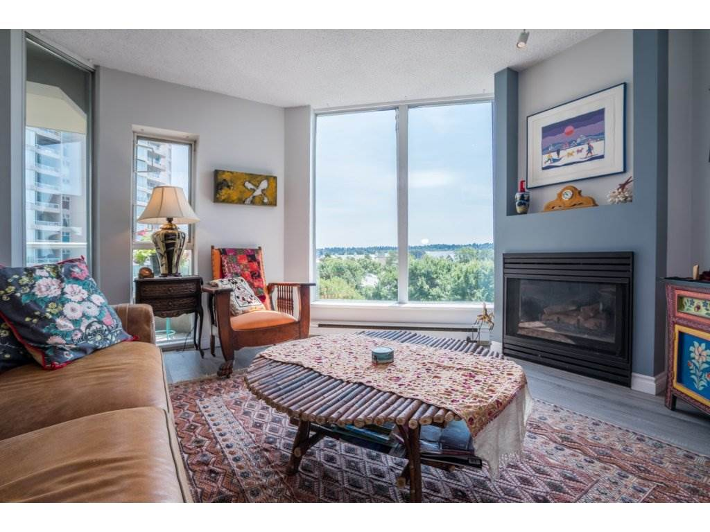 Condo Apartment at 506 1135 QUAYSIDE DRIVE, Unit 506, New Westminster, British Columbia. Image 4