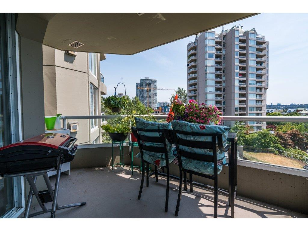 Condo Apartment at 506 1135 QUAYSIDE DRIVE, Unit 506, New Westminster, British Columbia. Image 19