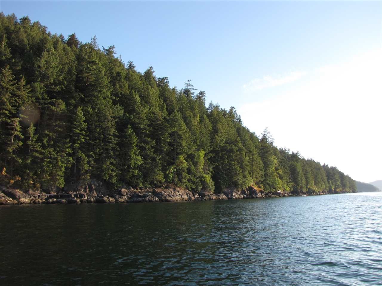 Vacant Land at 614 SMUGGLER'S COVE ROAD, Bowen Island, British Columbia. Image 2