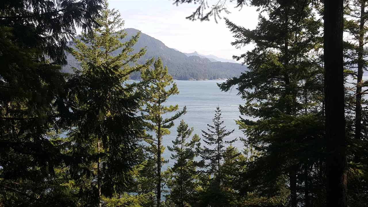 Vacant Land at 614 SMUGGLER'S COVE ROAD, Bowen Island, British Columbia. Image 3