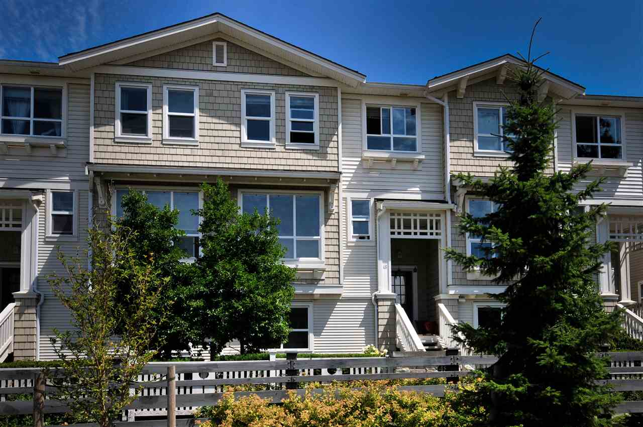 Townhouse at 48 8355 DELSOM WAY, Unit 48, N. Delta, British Columbia. Image 1