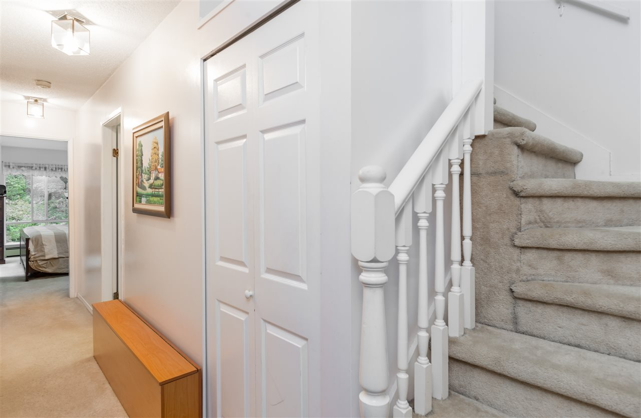 Townhouse at 17 9000 ASH GROVE CRESCENT, Unit 17, Burnaby North, British Columbia. Image 3
