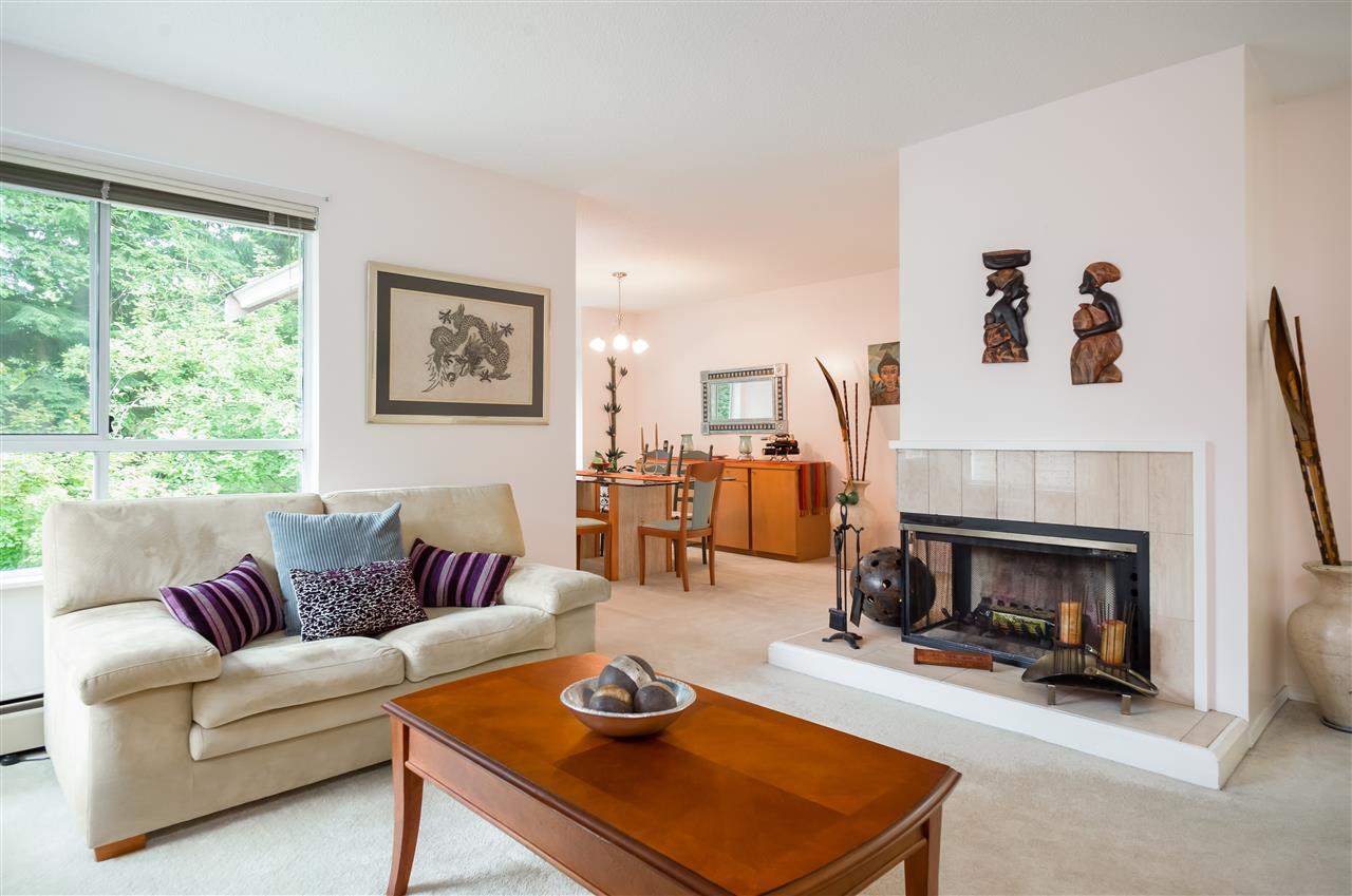 Townhouse at 17 9000 ASH GROVE CRESCENT, Unit 17, Burnaby North, British Columbia. Image 5