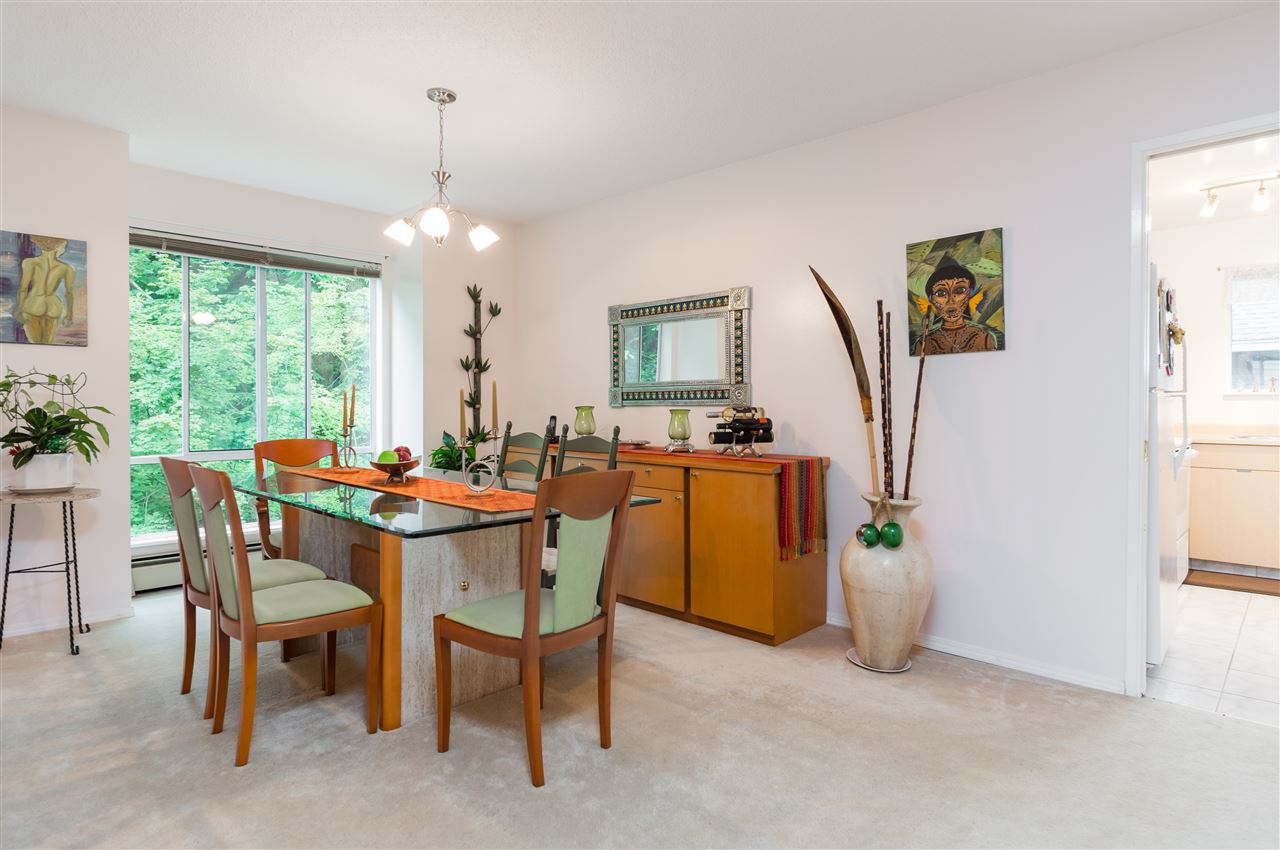 Townhouse at 17 9000 ASH GROVE CRESCENT, Unit 17, Burnaby North, British Columbia. Image 8