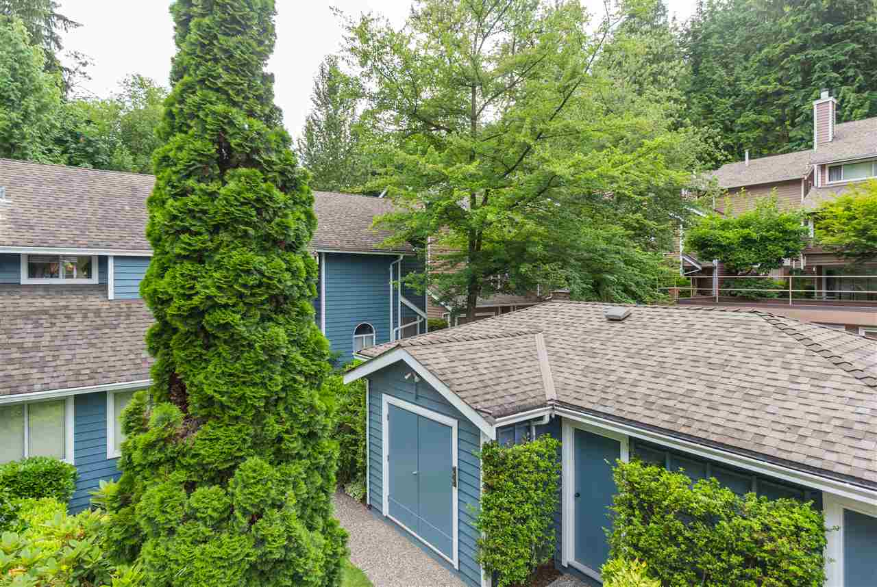 Townhouse at 17 9000 ASH GROVE CRESCENT, Unit 17, Burnaby North, British Columbia. Image 20