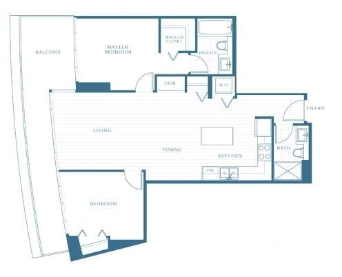 Condo Apartment at 3105 4189 HALIFAX STREET, Unit 3105, Burnaby North, British Columbia. Image 2