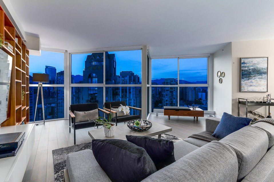 Condo Apartment at 2801 1323 HOMER STREET, Unit 2801, Vancouver West, British Columbia. Image 1