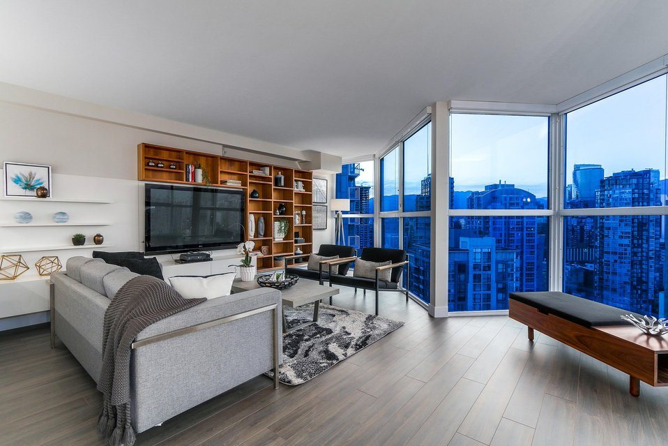 Condo Apartment at 2801 1323 HOMER STREET, Unit 2801, Vancouver West, British Columbia. Image 5