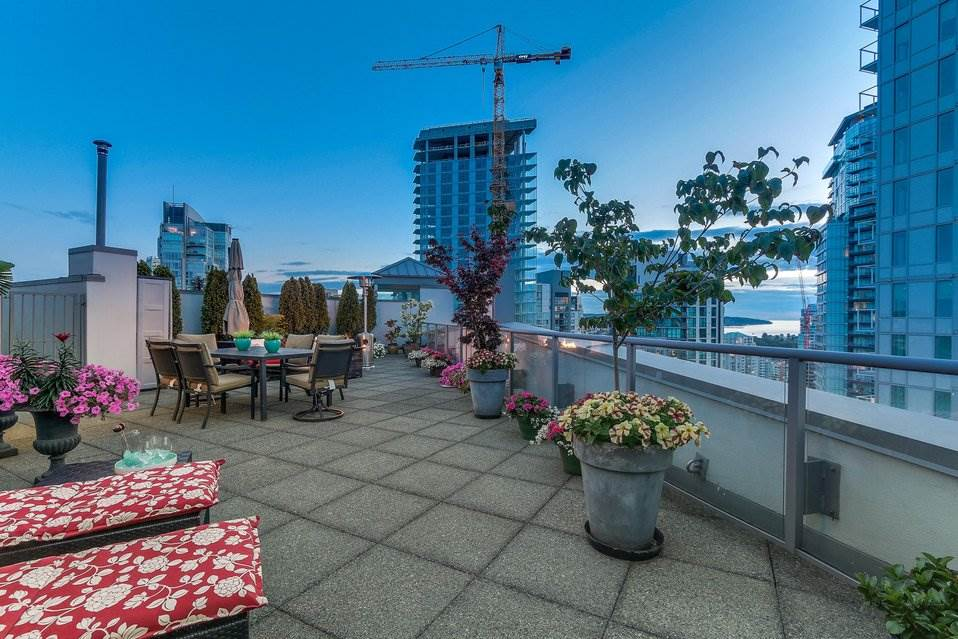 Condo Apartment at 2801 1323 HOMER STREET, Unit 2801, Vancouver West, British Columbia. Image 16