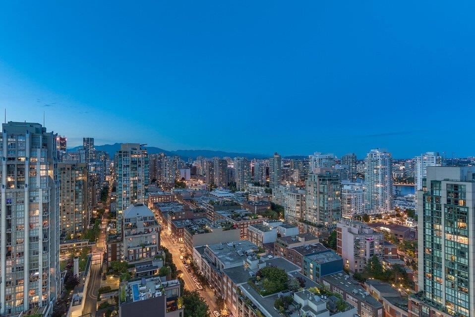 Condo Apartment at 2801 1323 HOMER STREET, Unit 2801, Vancouver West, British Columbia. Image 18