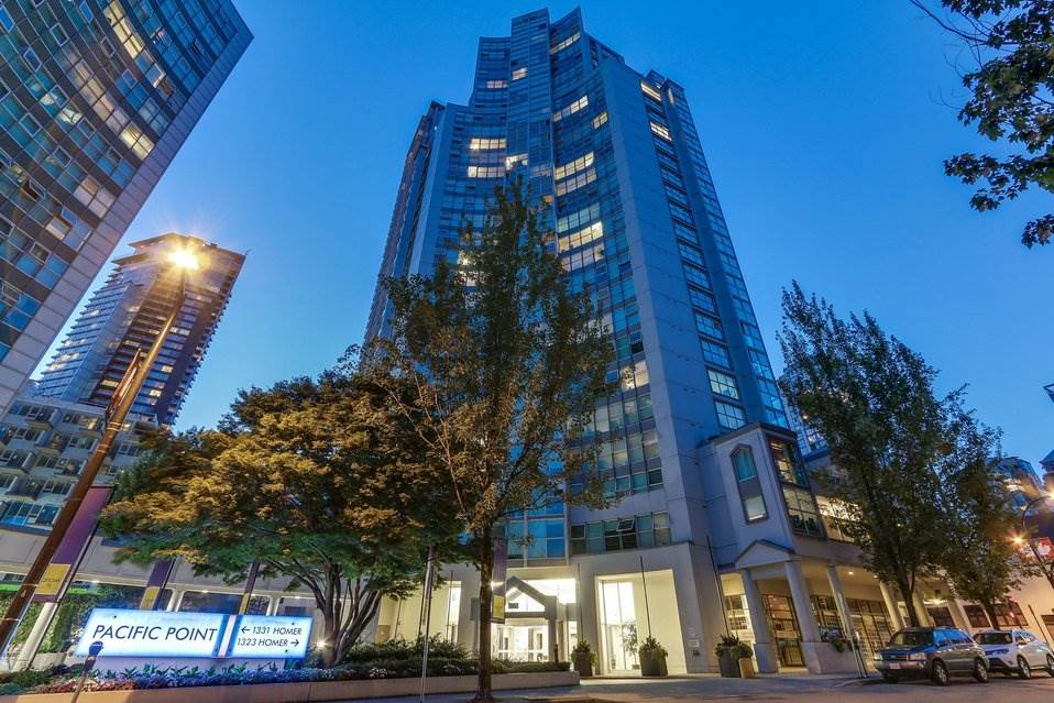 Condo Apartment at 2801 1323 HOMER STREET, Unit 2801, Vancouver West, British Columbia. Image 19