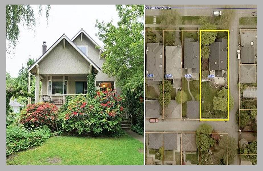 Detached at 3320 W 27TH AVENUE, Vancouver West, British Columbia. Image 1