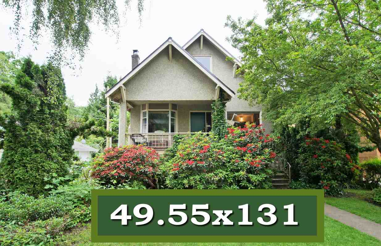Detached at 3320 W 27TH AVENUE, Vancouver West, British Columbia. Image 2