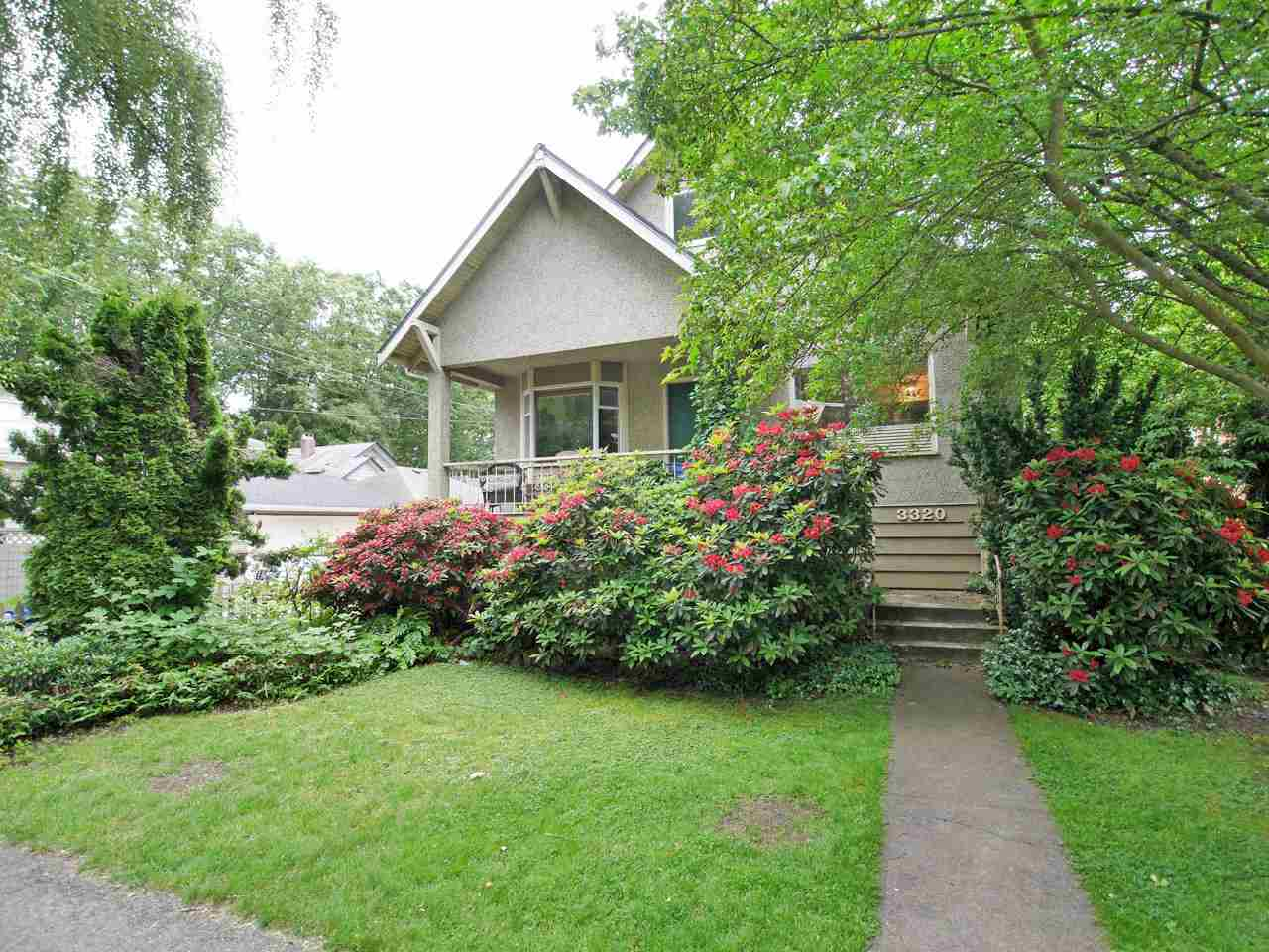 Detached at 3320 W 27TH AVENUE, Vancouver West, British Columbia. Image 3