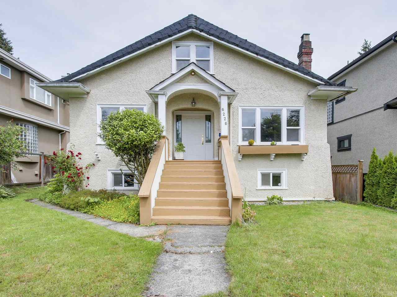 Detached at 6226 VINE STREET, Vancouver West, British Columbia. Image 2