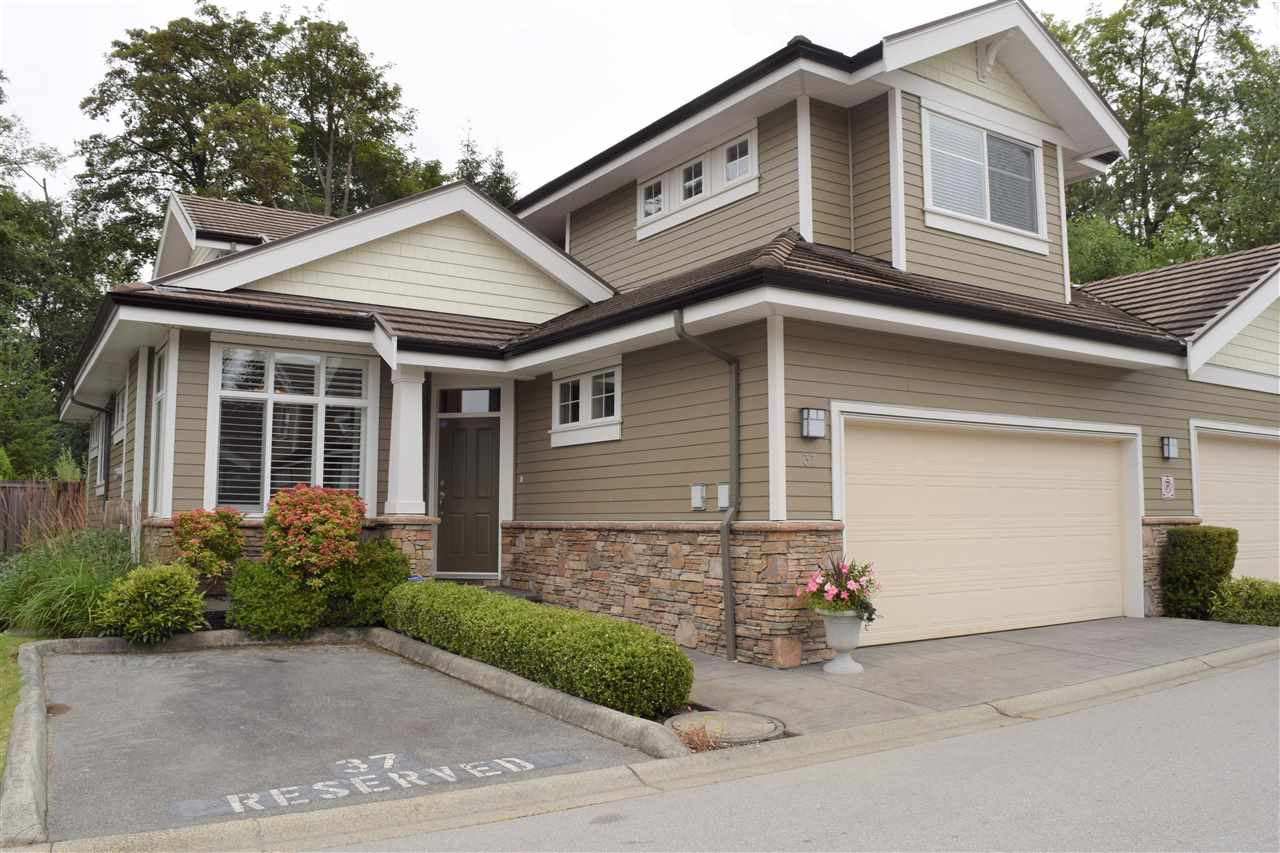 Townhouse at 37 14655 32 AVENUE, Unit 37, South Surrey White Rock, British Columbia. Image 1