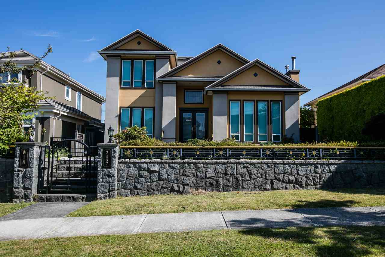 Detached at 2467 W 18TH AVENUE, Vancouver West, British Columbia. Image 1