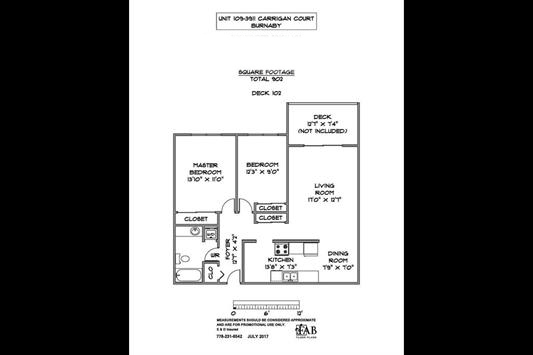 Condo Apartment at 109 3911 CARRIGAN COURT, Unit 109, Burnaby North, British Columbia. Image 6