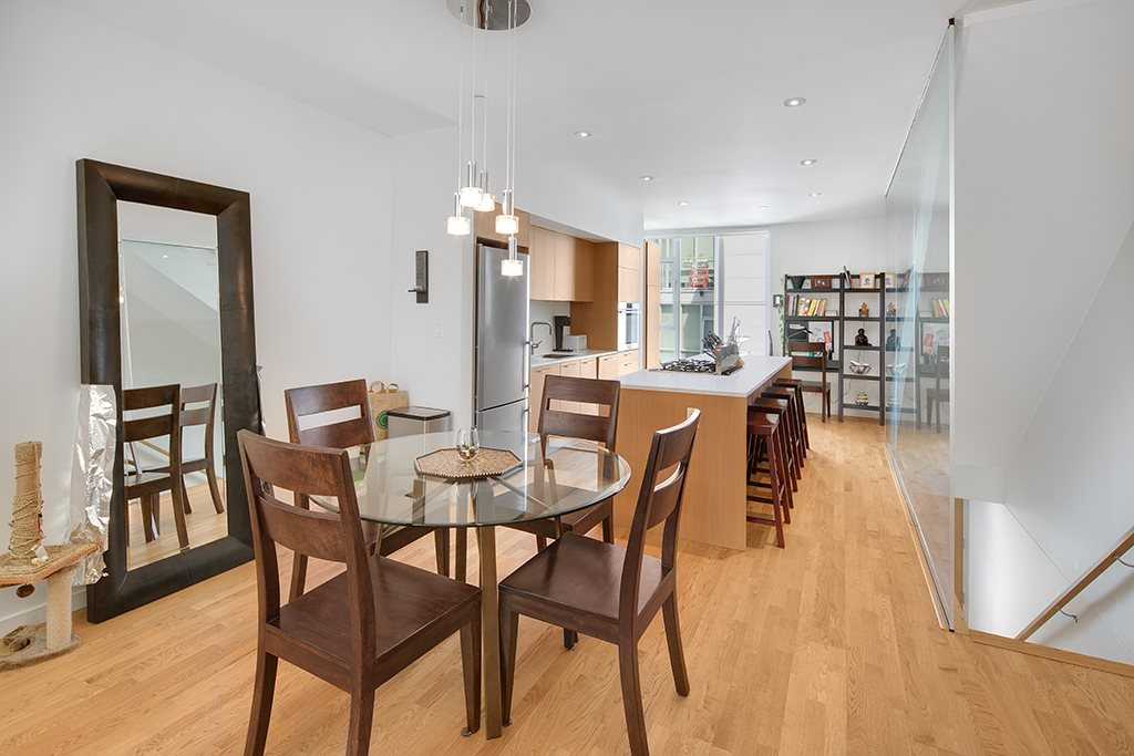 Townhouse at 2236 WILLOW STREET, Vancouver West, British Columbia. Image 3
