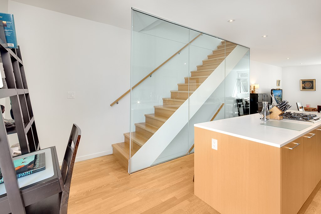 Townhouse at 2236 WILLOW STREET, Vancouver West, British Columbia. Image 9