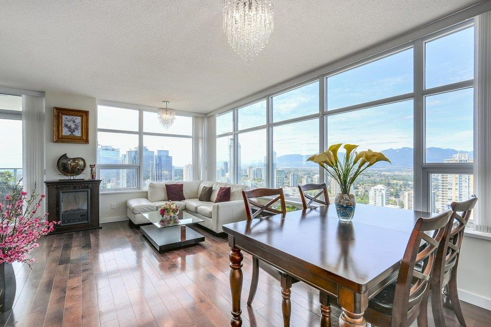 Condo Apartment at 3602 4880 BENNETT STREET, Unit 3602, Burnaby South, British Columbia. Image 5