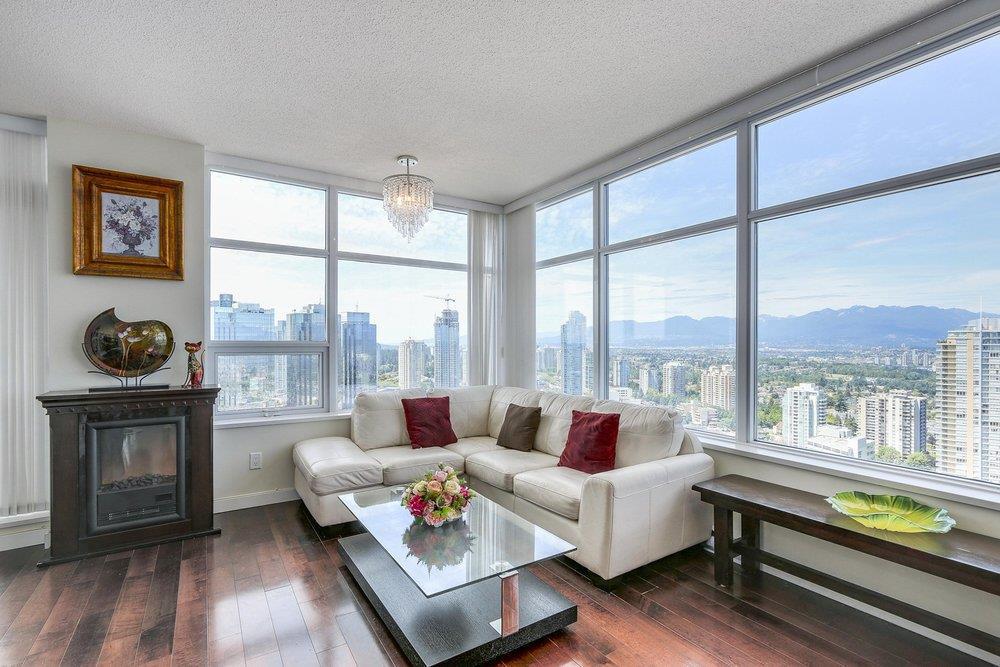 Condo Apartment at 3602 4880 BENNETT STREET, Unit 3602, Burnaby South, British Columbia. Image 6