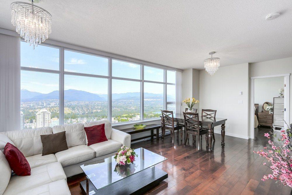 Condo Apartment at 3602 4880 BENNETT STREET, Unit 3602, Burnaby South, British Columbia. Image 7