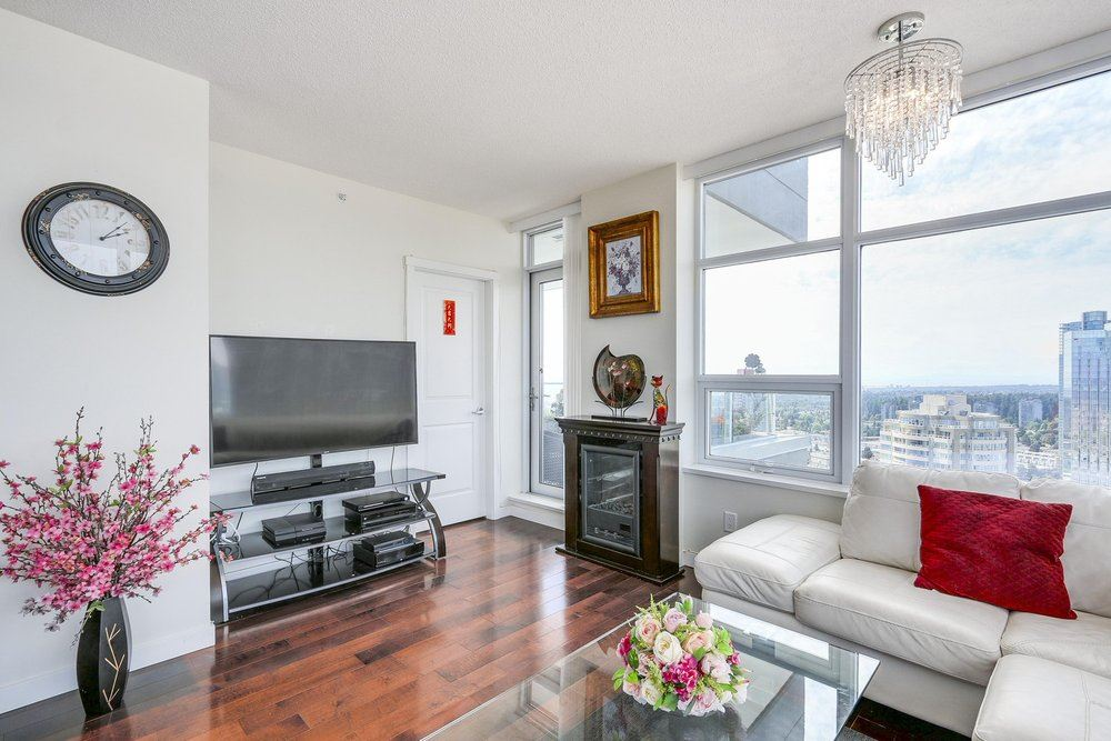 Condo Apartment at 3602 4880 BENNETT STREET, Unit 3602, Burnaby South, British Columbia. Image 8