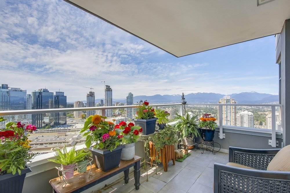 Condo Apartment at 3602 4880 BENNETT STREET, Unit 3602, Burnaby South, British Columbia. Image 10