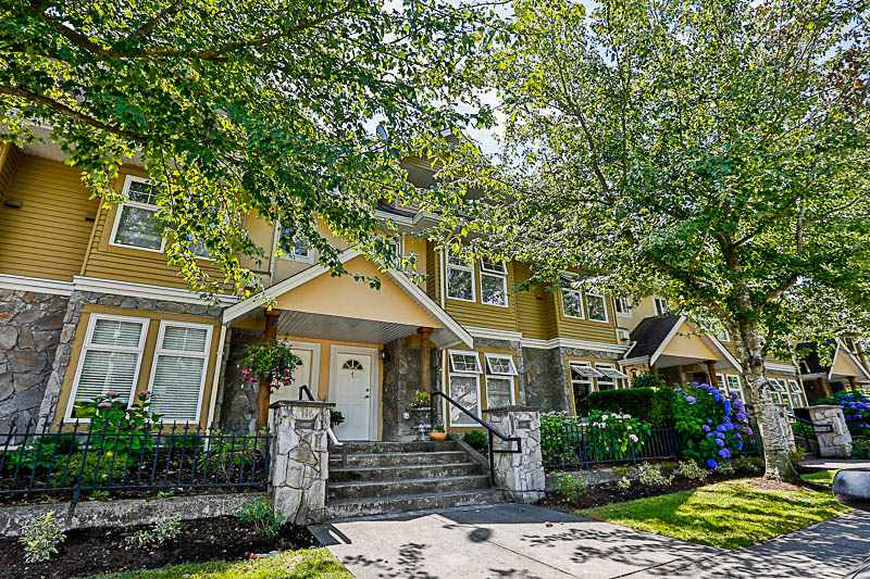 Townhouse at 4 15432 16A AVENUE, Unit 4, South Surrey White Rock, British Columbia. Image 1