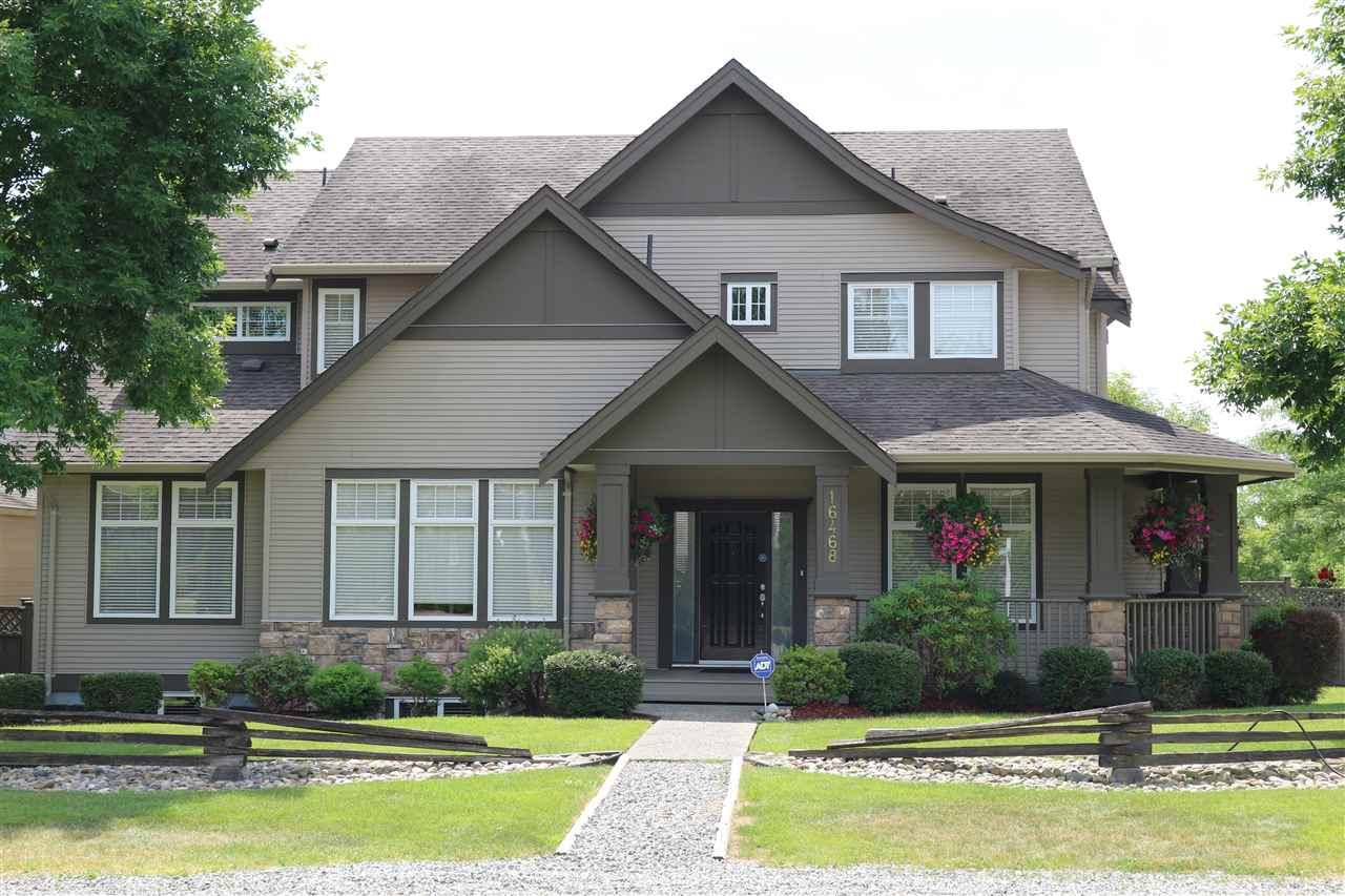 Detached at 16468 104 AVENUE, North Surrey, British Columbia. Image 1