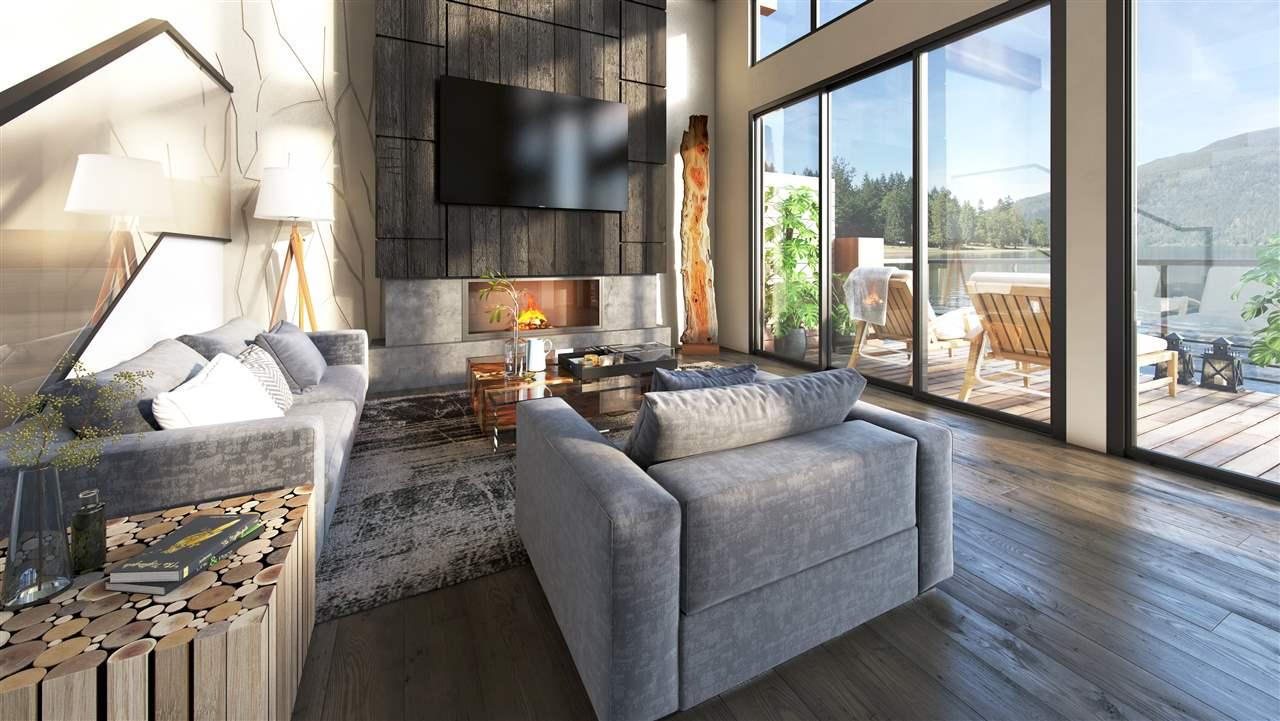Condo Apartment at 106 3175 COLUMBIA VALLEY HIGHWAY, Unit 106, Cultus Lake, British Columbia. Image 7