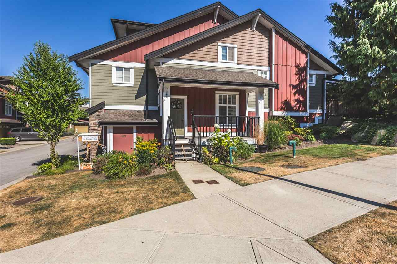 Townhouse at 17 6838 BAKER ROAD, Unit 17, N. Delta, British Columbia. Image 1
