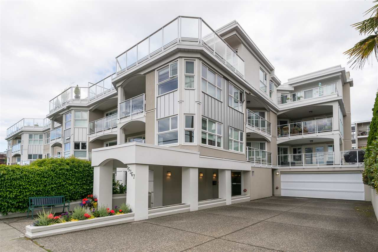 Condo Apartment at 102 15367 BUENA VISTA AVENUE, Unit 102, South Surrey White Rock, British Columbia. Image 3