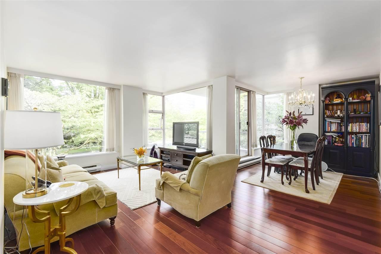Condo Apartment at 204 2350 W 39TH AVENUE, Unit 204, Vancouver West, British Columbia. Image 2