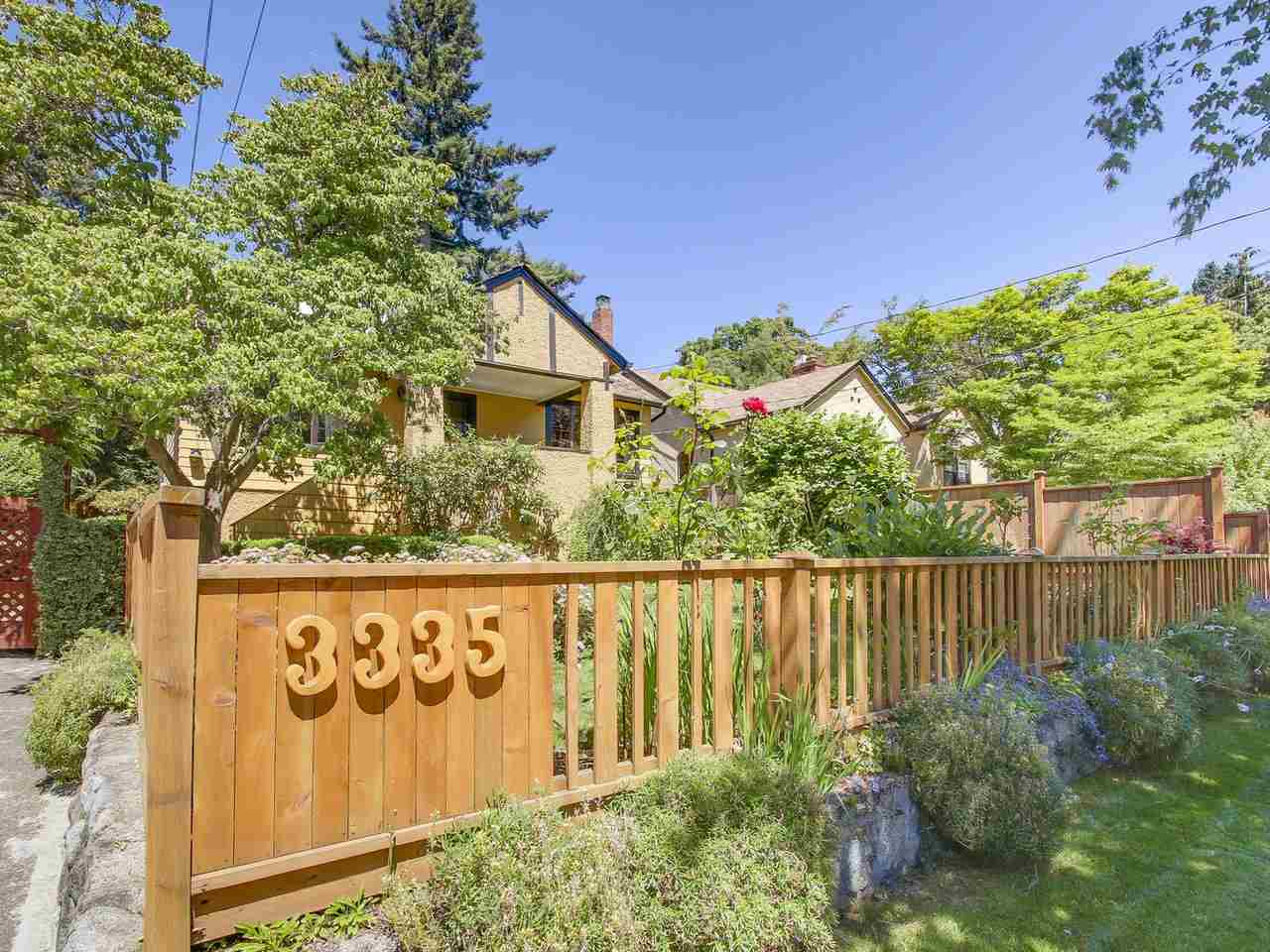 Detached at 3335 W 40TH AVENUE, Vancouver West, British Columbia. Image 2