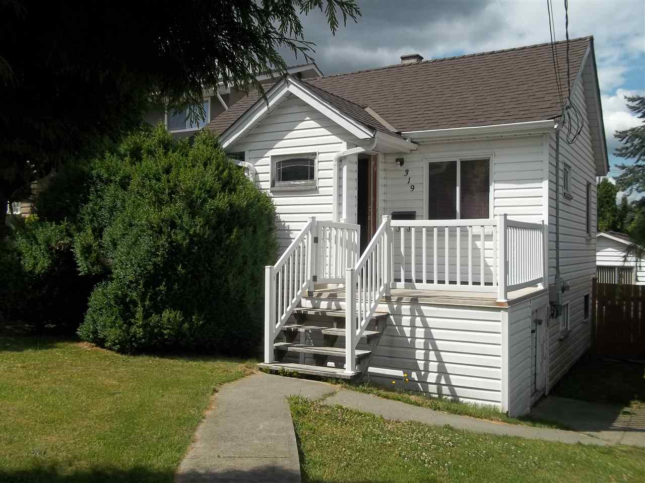 Detached at 319 NOOTKA STREET, New Westminster, British Columbia. Image 1