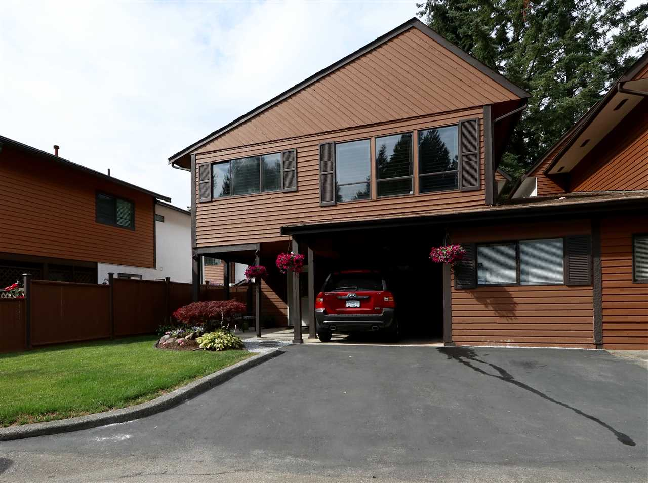Townhouse at 6 2719 ST. MICHAEL STREET, Unit 6, Port Coquitlam, British Columbia. Image 1