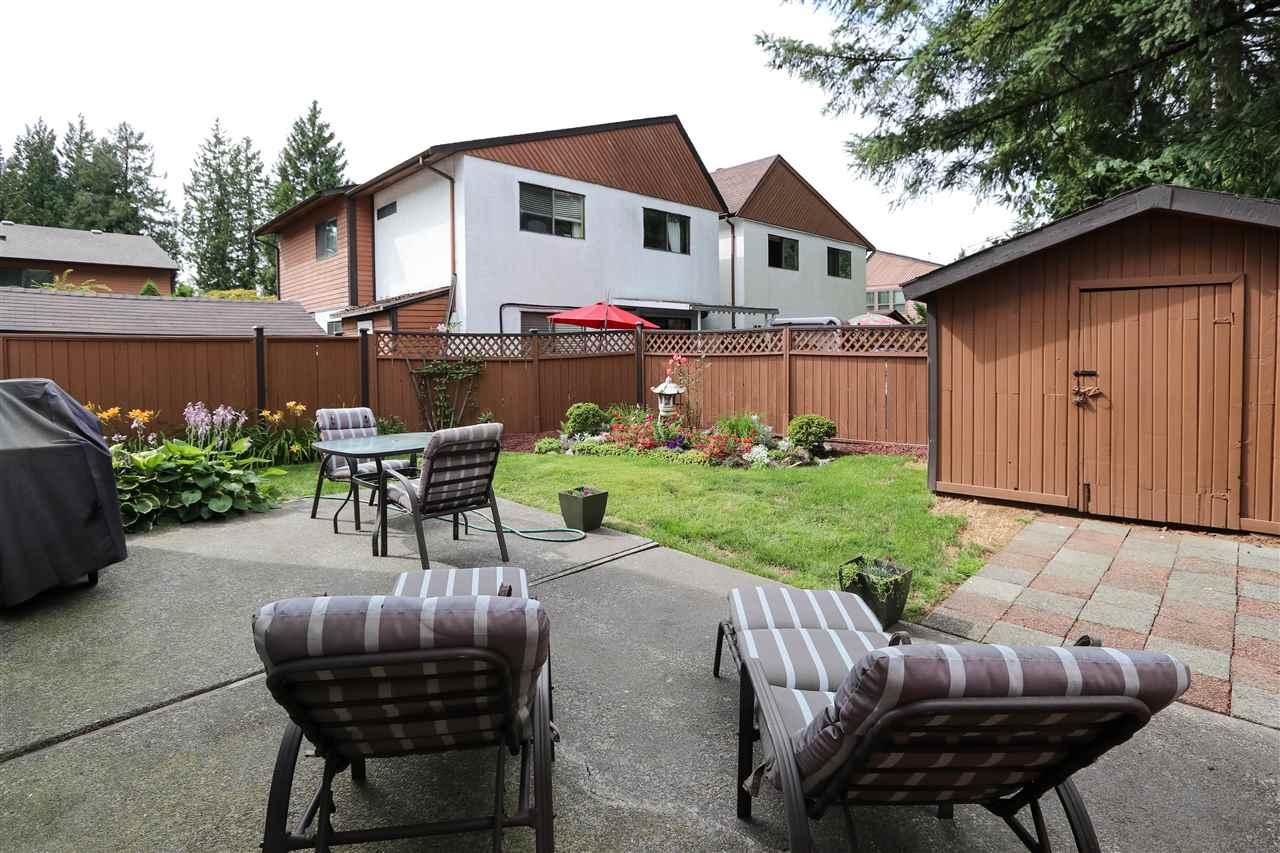 Townhouse at 6 2719 ST. MICHAEL STREET, Unit 6, Port Coquitlam, British Columbia. Image 19