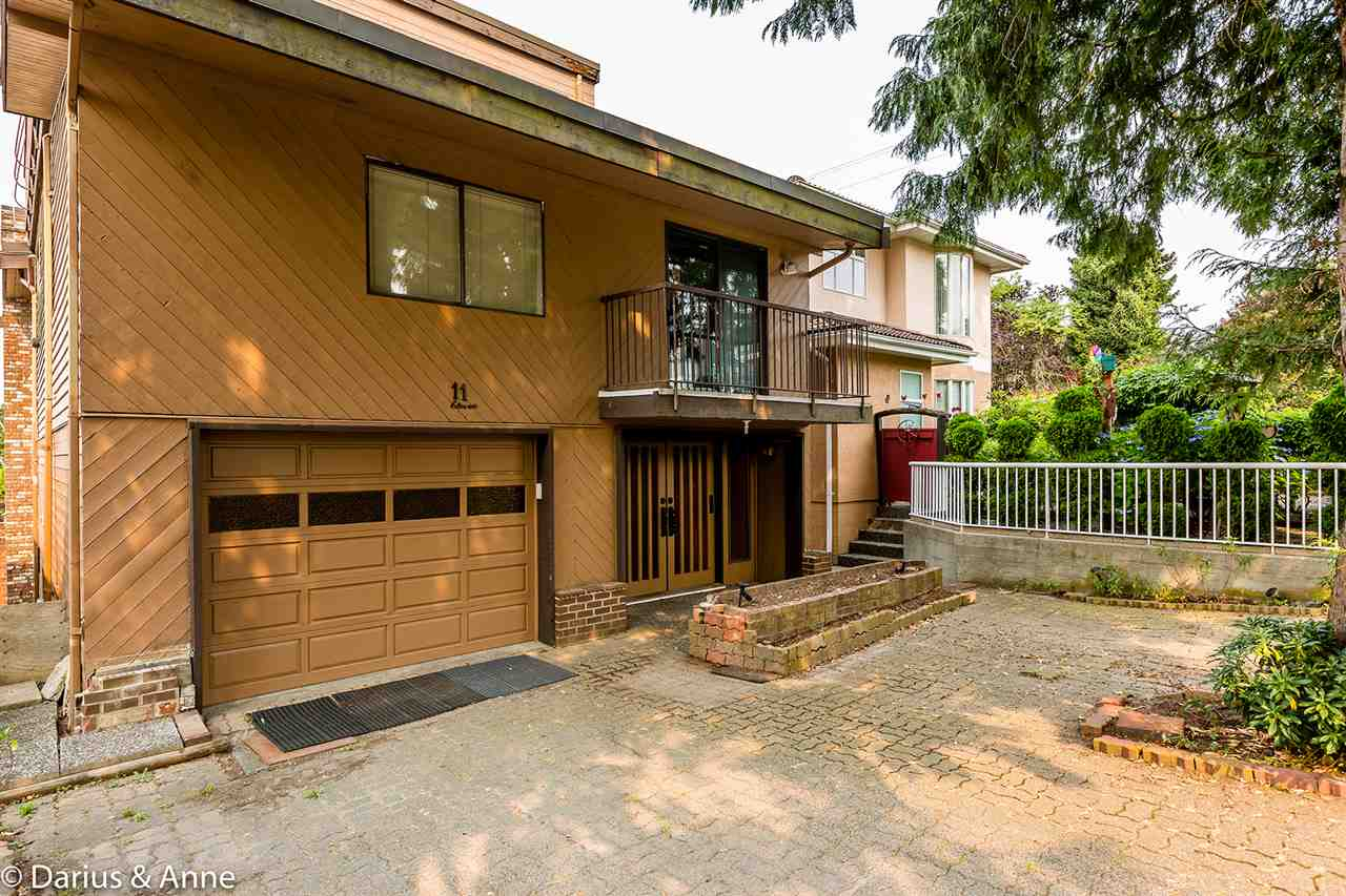 Detached at 11 GLYNDE AVENUE, Burnaby North, British Columbia. Image 4