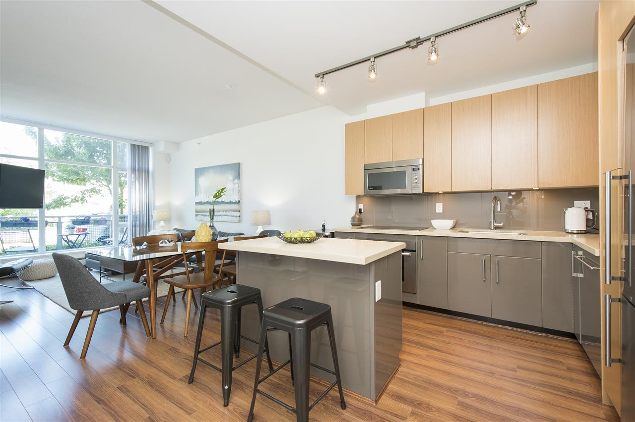 Townhouse at 316 W 1ST AVENUE, Vancouver West, British Columbia. Image 9