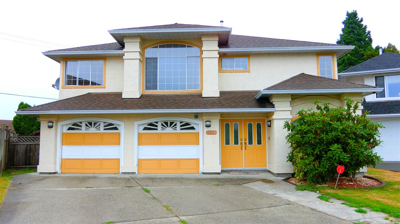 Detached at 4031 FISHER DRIVE, Richmond, British Columbia. Image 1