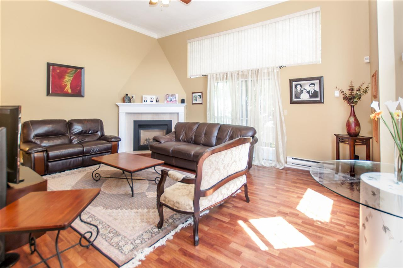 Townhouse at 1 8591 BLUNDELL ROAD, Unit 1, Richmond, British Columbia. Image 2