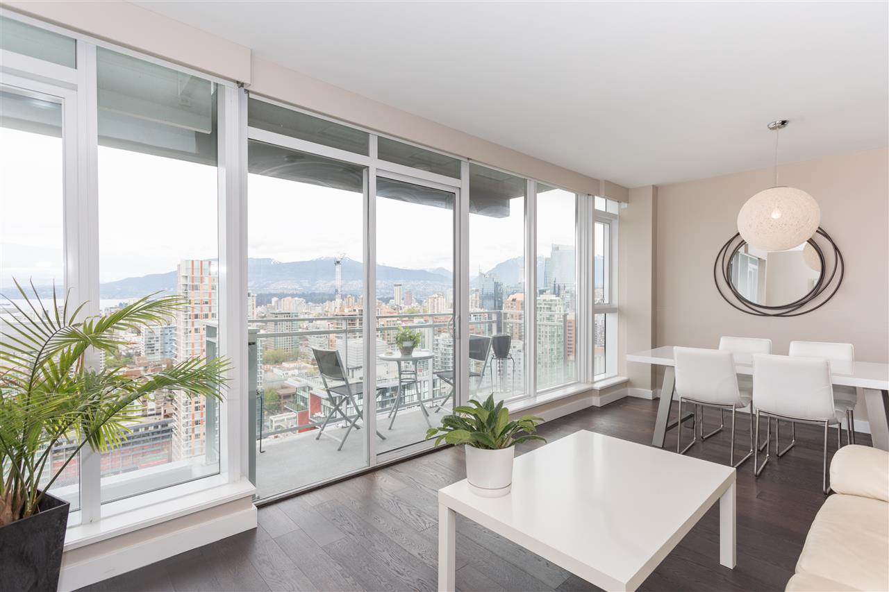 Condo Apartment at 3802 1372 SEYMOUR STREET, Unit 3802, Vancouver West, British Columbia. Image 2