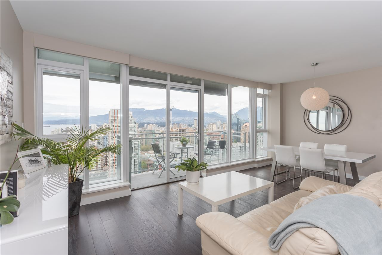 Condo Apartment at 3802 1372 SEYMOUR STREET, Unit 3802, Vancouver West, British Columbia. Image 3